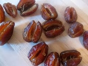 End of Season HAND PITTED 5 Lbs Medjool Dates * Free Shipping